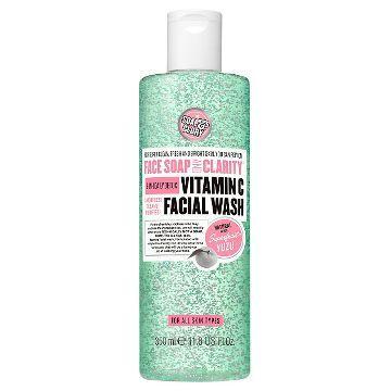 Soap & Glory Face Soap & Clarity Facial Wash 11.8 oz