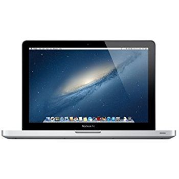 Apple MacBook Pro MD101LL/A 13.3-inch Laptop (2.5Ghz, 4GB RAM, 500GB HD) (Certified Refurbished): Computers & Accessories
