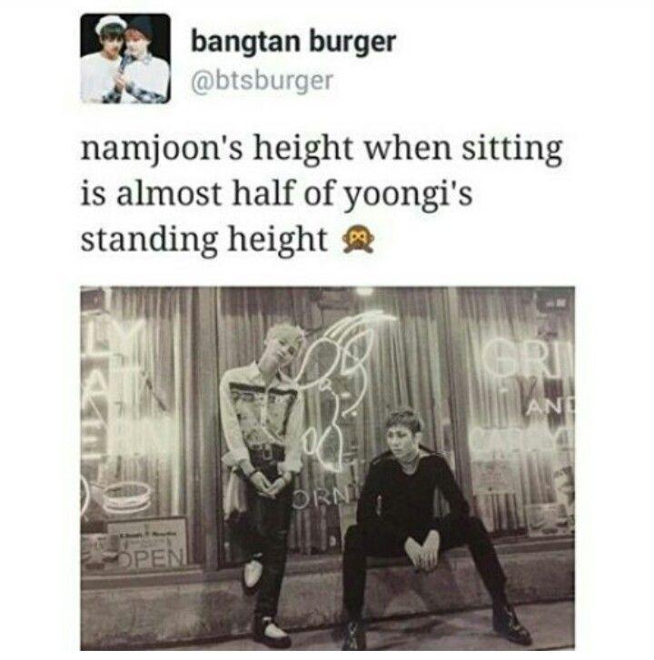 I just realized Namjoon looks a little bit like Slender man O.O