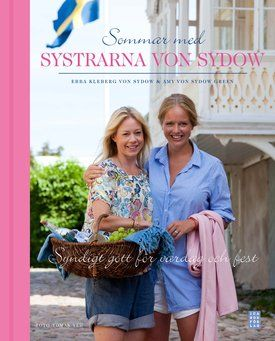 'Sommar med systrarna von Sydow' will be published on April 24 - can I have it as a birthday present?