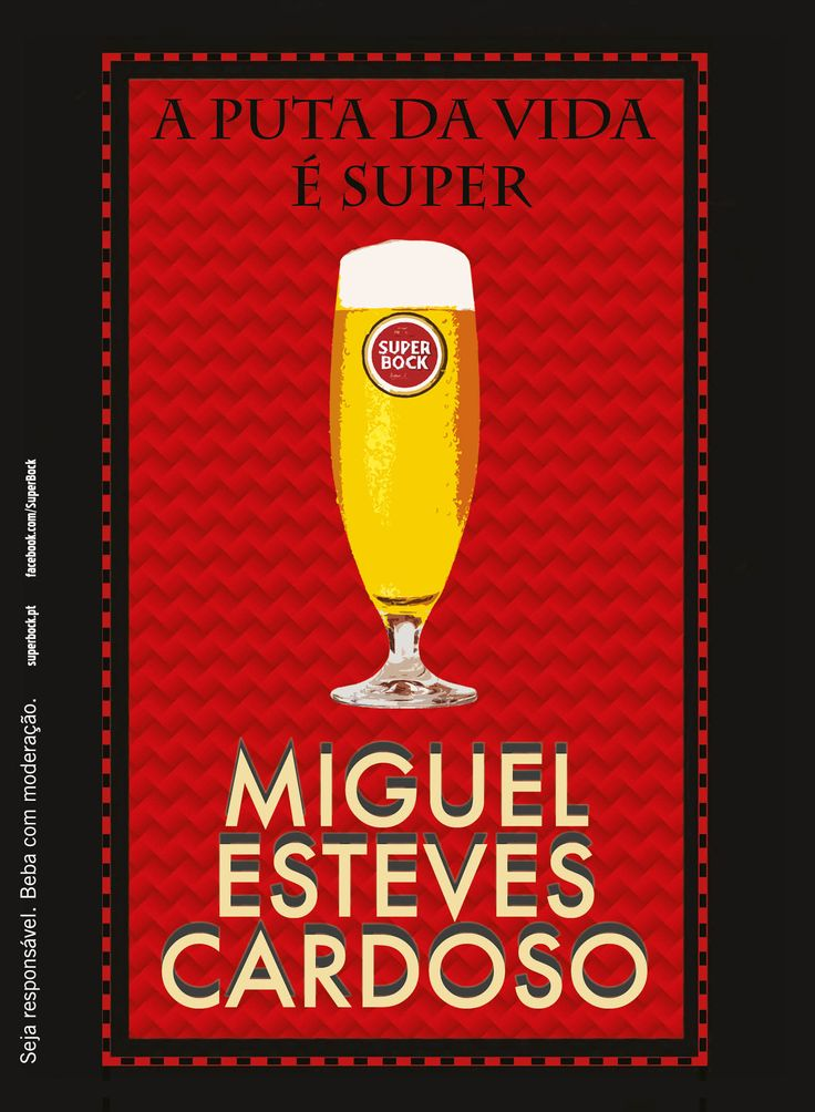 Super Bock  especial para Time Out editada por Miguel Esteves Cardoso