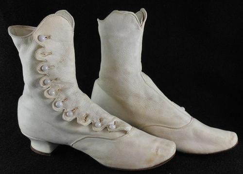 Victorian Shoe Boot