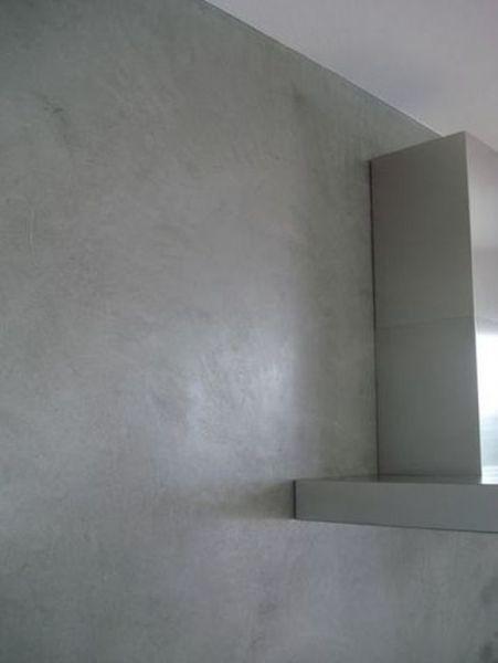 malerische wohnideen betonoptik set 1 07 - Wohnideen Wandputz Wohnzimmer