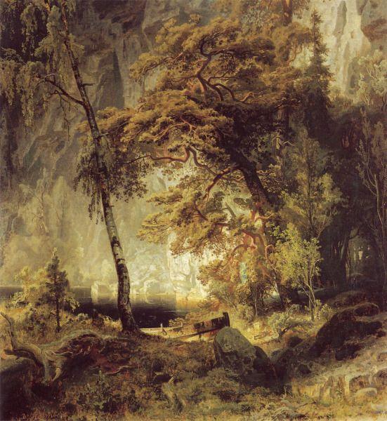 """""""Aihe Torisevalta"""" (1859) by Werner Holmberg"""