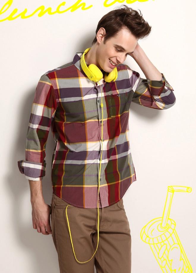 An Original Penguin Gömlek Markafoni'de 210,00 TL yerine 104,99 TL! Satın almak için: http://www.markafoni.com/product/3520123/