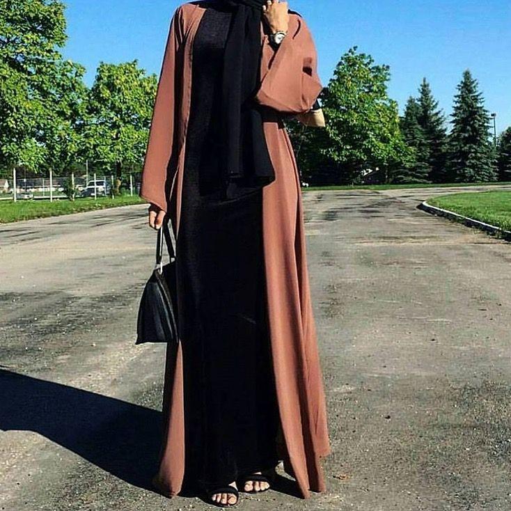 IG: Ugaasadda.co    IG: Beautiifulinblack    Modern Abaya Fashion   