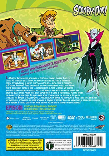 Scooby-Doo!  Mystery incorporated  Le pazze corse di ScoobyStagione01Volume03 [IT Import] Filmer med Svenska Undertexter
