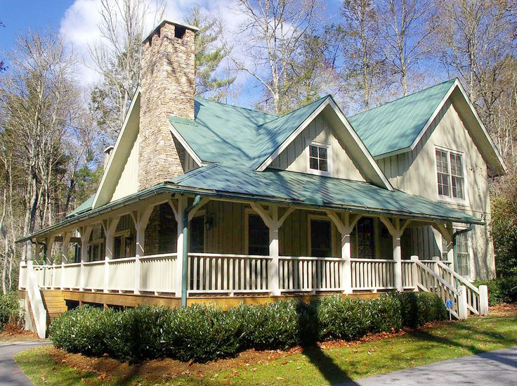 Plan 26607GG The Perfect Cottage Retreat