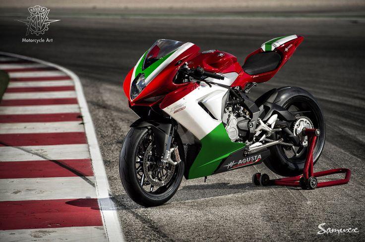 Mv Agusta F3 Italia