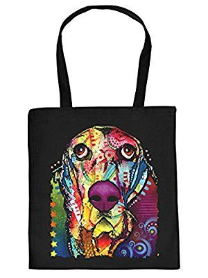 Mega coole Tragetasche für Hundebesizer Stofftasche Basset Dog Hund Geschenkidee Geschenk Baumwolltasche Hundefreund