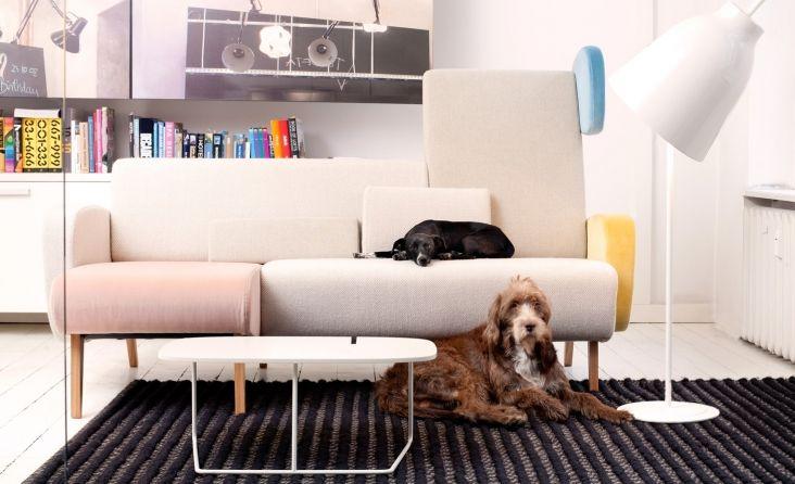 Sofa Teddy Bear NOTI www.euforma.pl #sofa #noti #livingroom #interiordesign #design #home