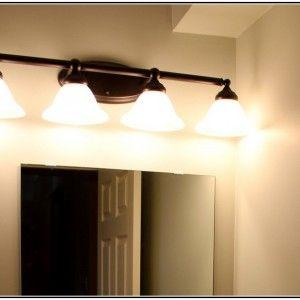 Oil Rubbed Bronze Bathroom Lighting Fixtures