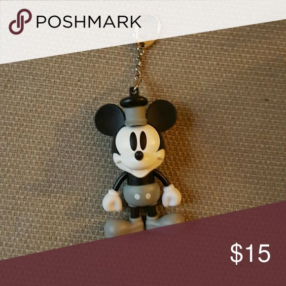 Disney 7 11 Hong Kong Exclusive Steamboat Willie Keychain Brand new Hard to find  Exclusive to 7 11 stores in Hong KONG Packaged with care Disney Other