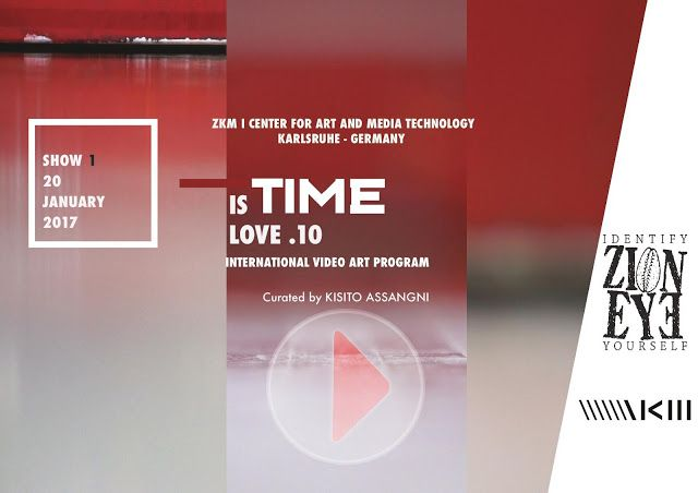 Time is Love Screening: TIME is Love.10 [Show 1] at ZKM Museum, Karlsruhe