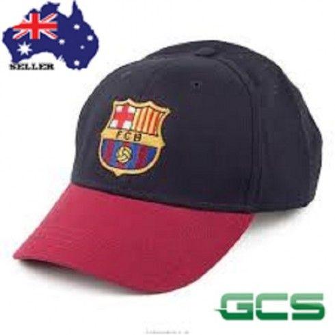 Barcelona Baseball Cap - Red