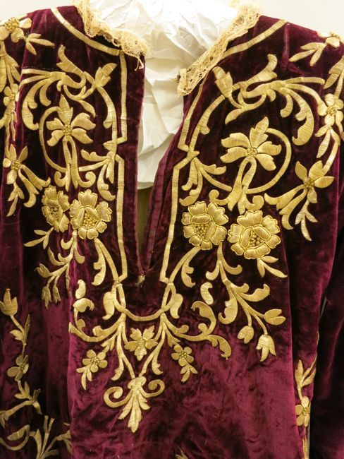 Ottoman embroidery - geleneksel türk el sanatları BIndallii close up (Pharyah) #HenInsp