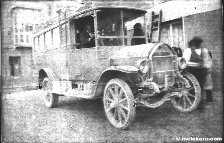 Transporte de viajeros, Pitillas #Navarra