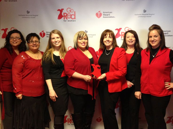 GCI proudly sponsors the Fairbanks Go Red for Women conference and luncheon. This American Heart Association event brings people together to fight heart disease in women.