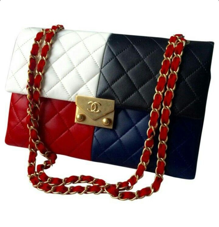Chanel | Timeless Color Block Quilted Shoulder Bag - Seconds hand