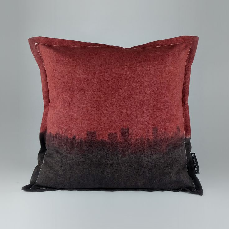 Never Know  Linen cushion cover. Online at Ciao Mr Hal.