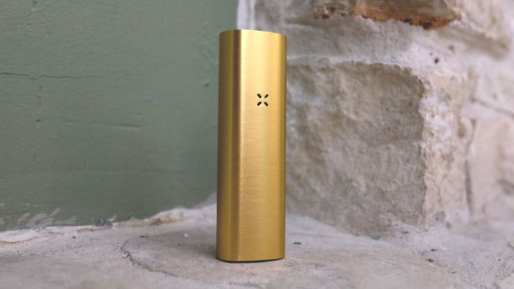 The golden Pax vaporizer is what mainstream pot culture looks like | The Verge