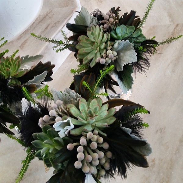 Winter Wedding Flowers Boston 39 S Floral Couture What If Pinterest