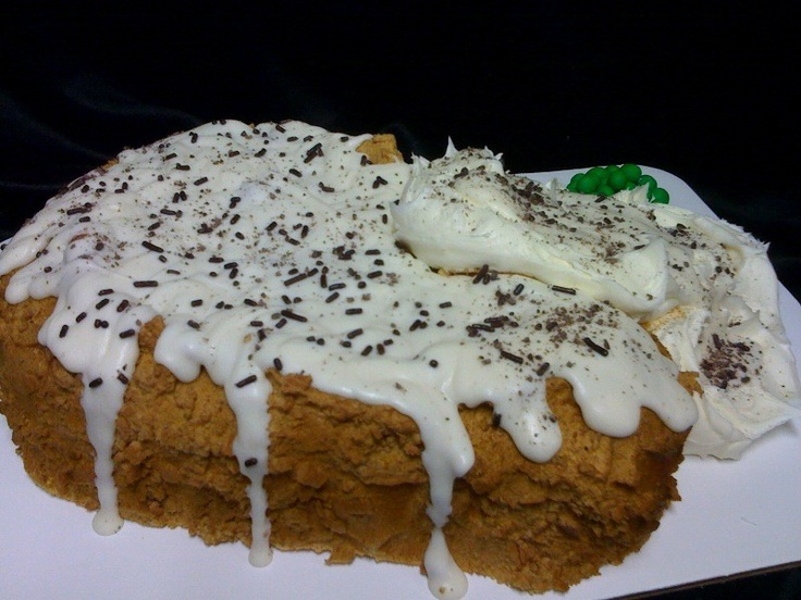 Chicken fried steak cake this is what i am making for