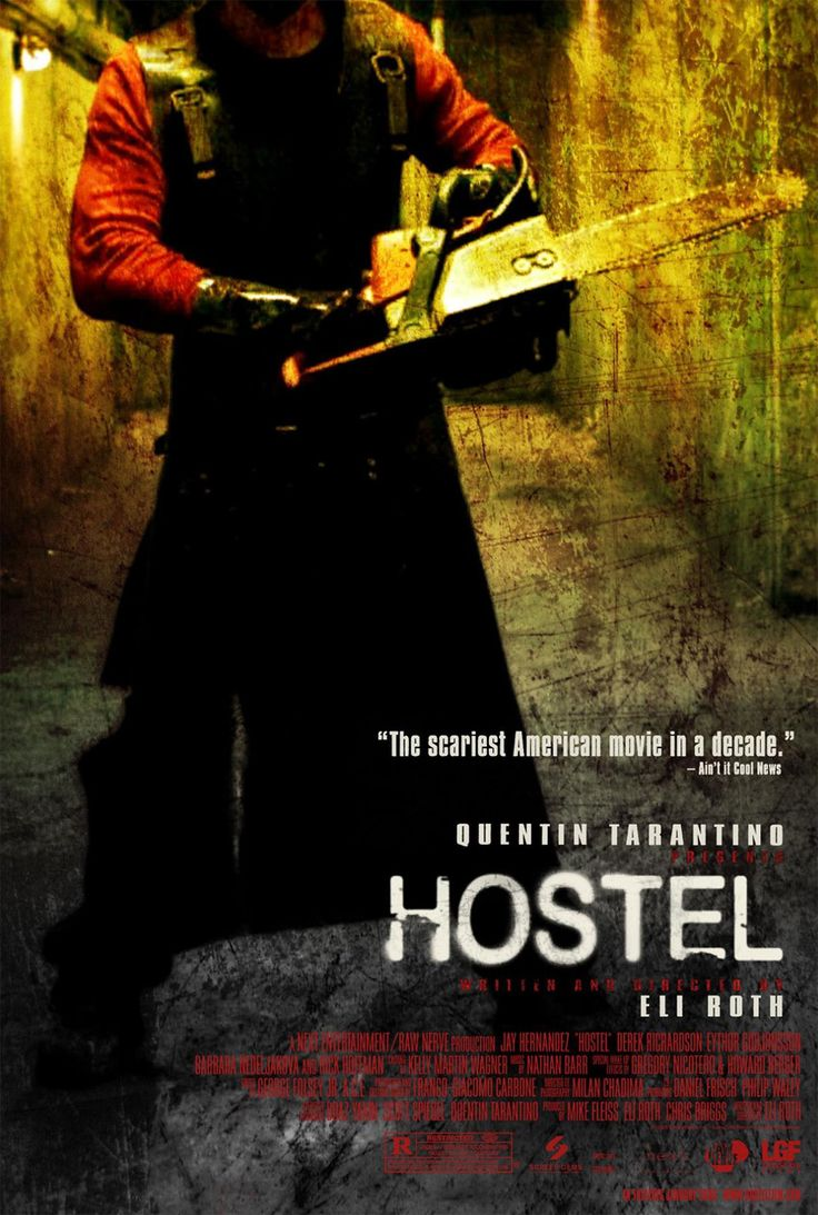 Hostel ** Directed By Eli Roth