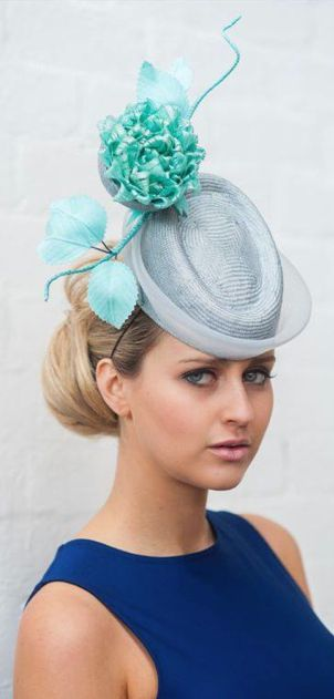 Rebecca Share Millinery, S/S 2013. #passion4hats