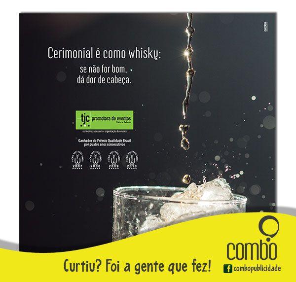 Anúncio da TJC Promotora de Eventos, para a Inesquecível Casamento - Brasília VEJA MAIS: http://www.combopublicidade.com.br/?p=455