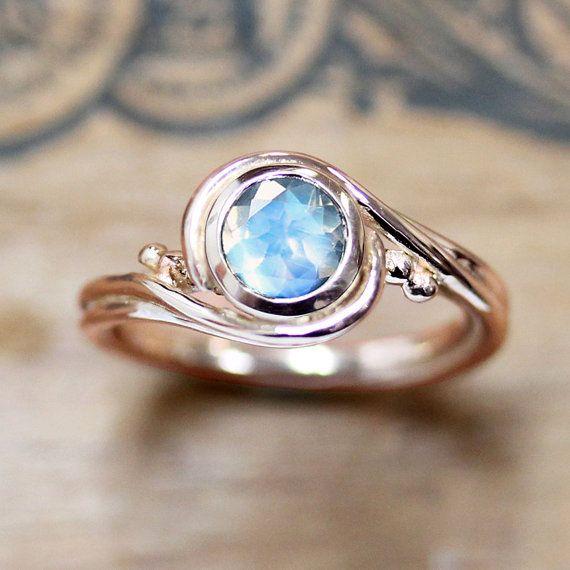 316 best Alternative wedding rings bands images on Pinterest