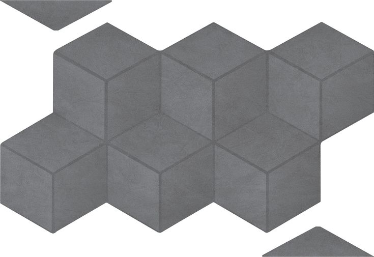 Basic Grey | BA1730G by Ornamenta | Floor tiles