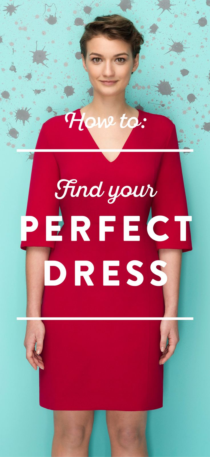 Your perfect dress