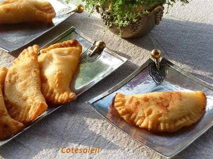 #Recette #libanaise de #samboussek au fromage. Je meurs d'envie de l'essayer