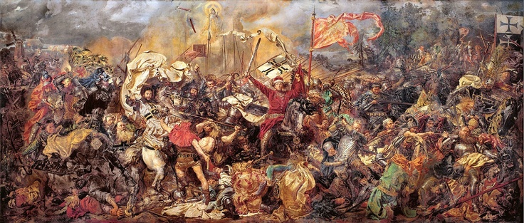 Jan Matejko, Bitwa pod Grunwaldem (Battle of Grunwald)