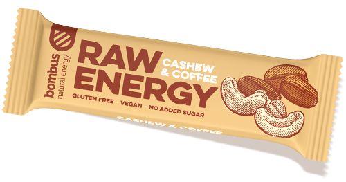 Cashew & coffee   Bombus natural energy