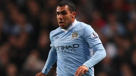 Carlos Tevez came off the becnh to help Man City come from behind to beat Chelsea 2-1