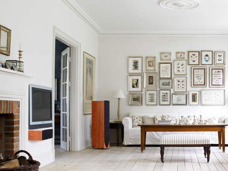 17 mejores ideas sobre Salas Decoradas Modernas en Pinterest ...