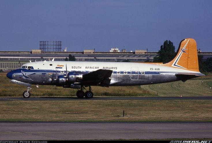 Douglas DC-4-1009 aircraft picture