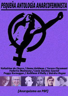 Desde Anarquismo en PDF (Grupo) se ha editado esta pequeña antología sobre el anarcofeminismo, haciéndonos eco de Anarquismo en PDF: La página Para descargar tecleen en el enlace inferior. …