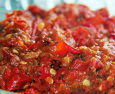 vinnieskitchen | Cabe tomat (sambal tomaat)