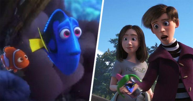 La diversidad sexual es en algo muy común en nuestros días, y al parecer en el nuevo tráiler de Buscando a Dory aparece la primer pareja lesbiana de pixar
