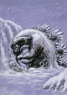 Oh my goodness. When we were really little this scene in son of Godzilla literally crushed my soul. Mom says charlie when he was little like ran from the room crying well it was sad ok ok ok