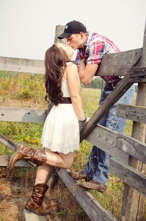 country couple photos