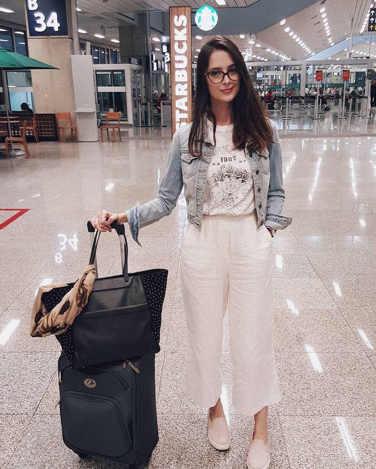 "432 curtidas, 18 comentários - Mayara Rímolo (@luvmayblog) no Instagram: ""Cara de cansada faz parte do #aerolook né? #_looksdamay"""