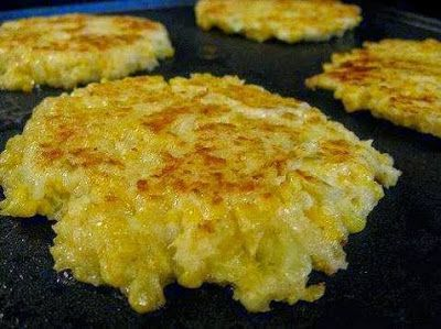 Cheesy Cauliflower Patties | How to Cook Guide