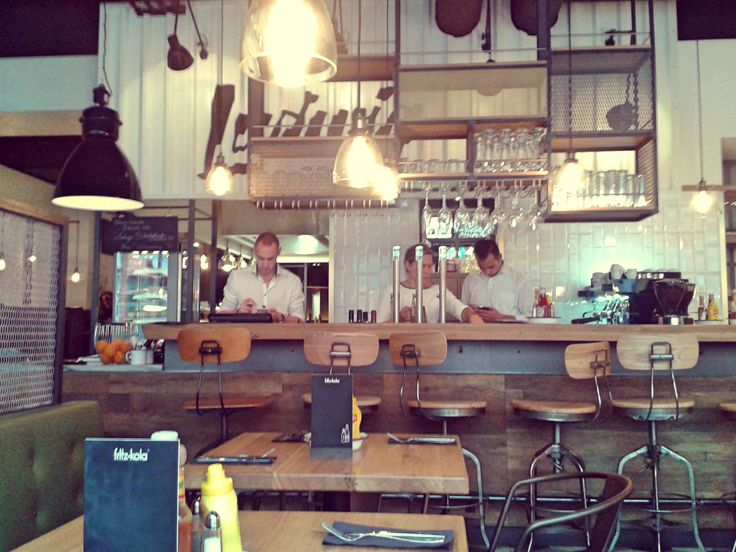 Ludwig Burger Restaurant, Innsbruck, Austria
