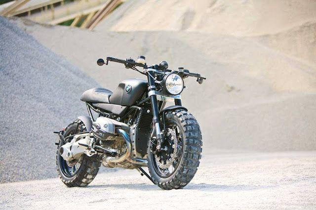 Meaty Motorrad.