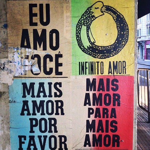 Lambe-lambe São Paulo's Streets via @carola_cifu