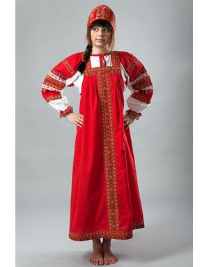 Traditional Russian clothing | RusClothing.com